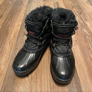 Sorel kaufman Canadian boots women's size 9
